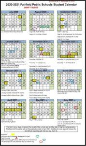 Fairfield City School Holidays 2021-2022